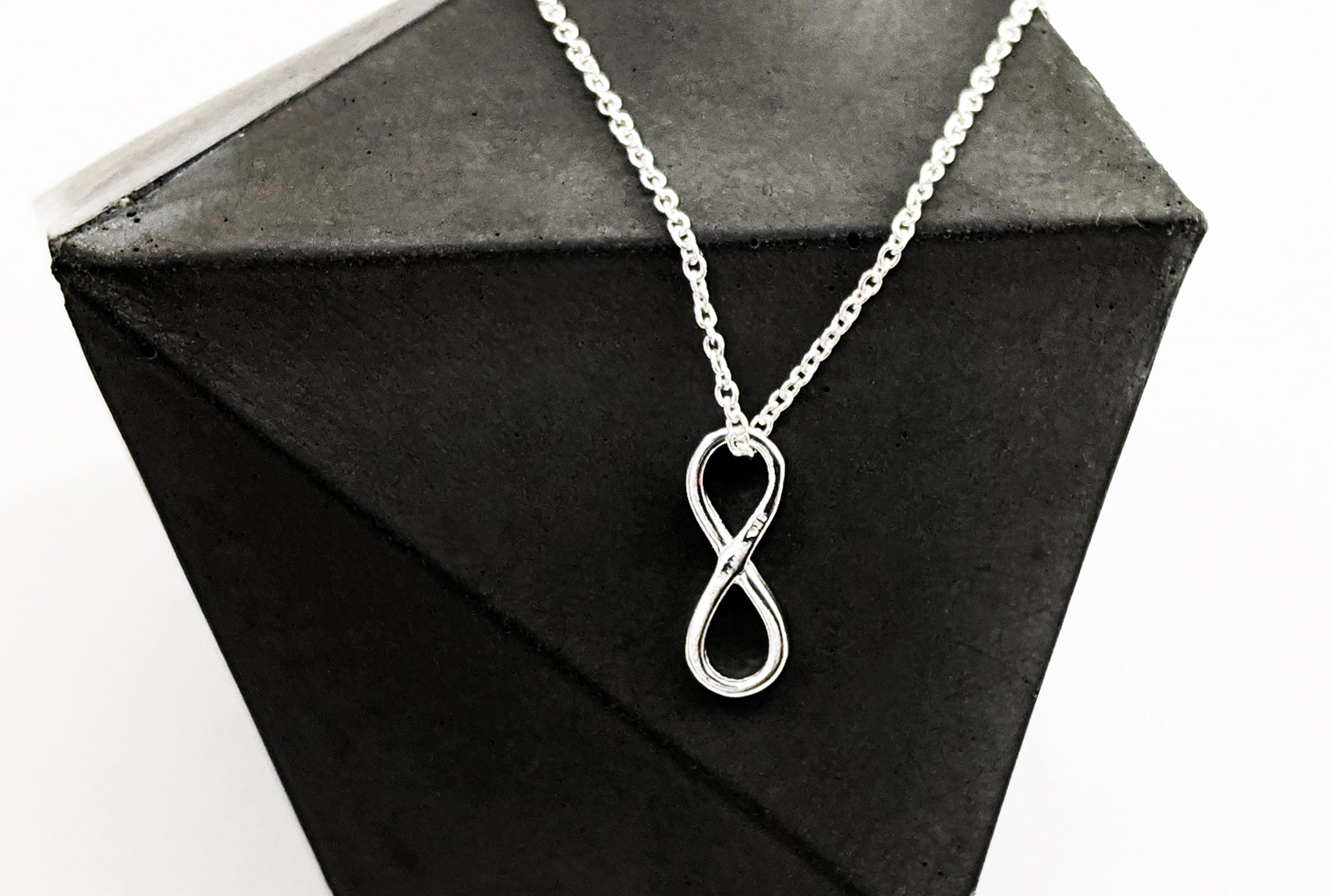 Infinity Solver Jewellery Florin Finch