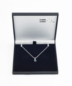 May Birthstone Necklace Box