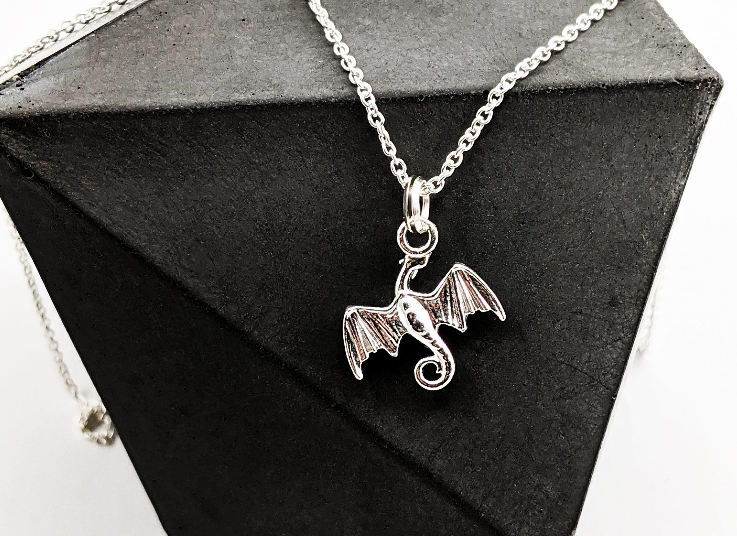 Dragon Silver Jewellery Florin Finch
