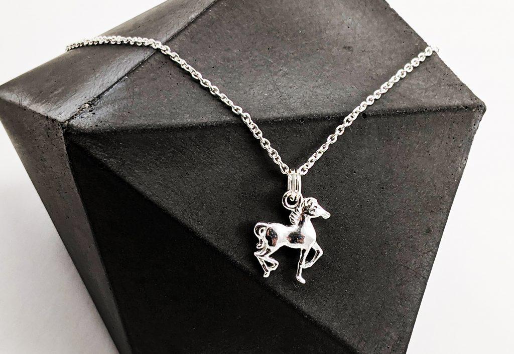 Silver Horse Jewellery Florin Finch