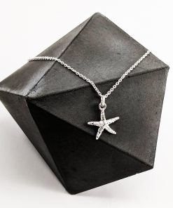 Starfish Silver Jewellery
