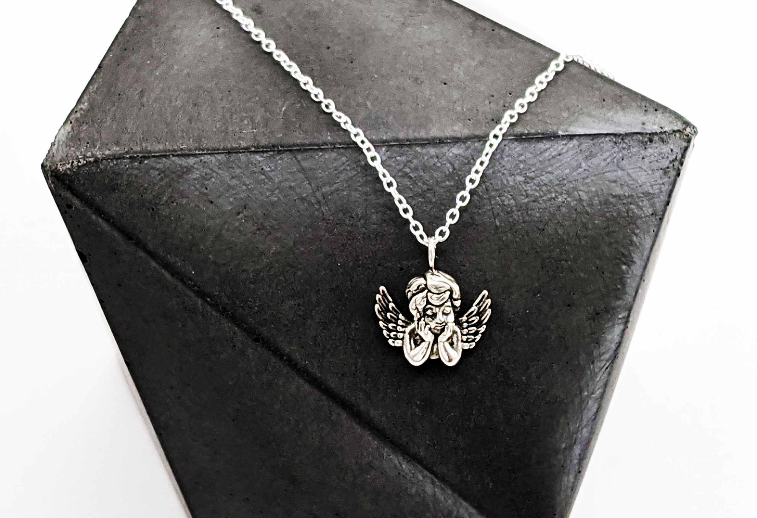Cupid Charm Necklace