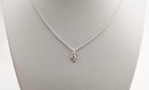 Seahorse Charm Necklace